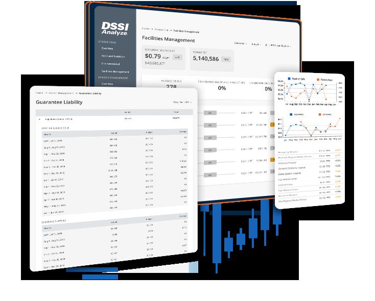 DSSI Analyze screenshots